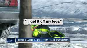 Formal charges issued against suspect accused of killing DPW worker [Video]