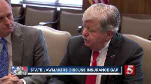 Lawmakers push to get health coverage for more Tennesseans [Video]