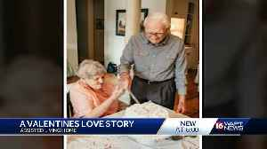 Couple shares love story that spans 70 years [Video]