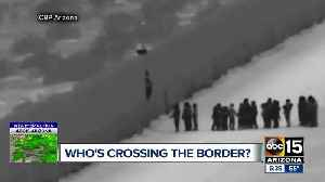 A closer look at who is actually crossing the border illegally [Video]
