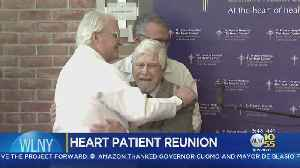 High-Tech Heart Patients Reunited With Doctors On Long Island [Video]