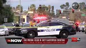 One person killed in East Bakersfield shooting [Video]