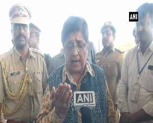 If I am doing anything wrong, President can remove me Kiran Bedi [Video]