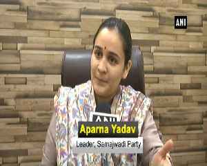 There must be a reason behind the statement Aparna Yadav on Mulayam SIngh praising PM Modi [Video]
