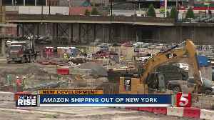 Nashville leaders react to Amazon scrapping New York City headquarters [Video]