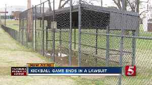 Man sues sports league after alleged drunk players were allowed to play causing injury [Video]