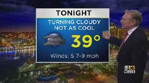 Bob Turk Has A Final Look At Your Thursday Night Forecast [Video]