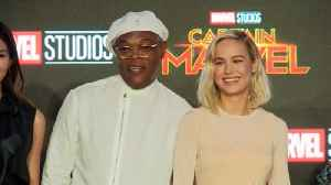 Brie Larson On 'Captain Marvel' Movie [Video]