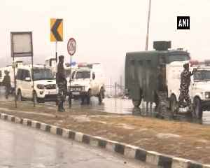 Pulwama terrorist attack Death toll rises to 40 informs Advisor to JK Governor [Video]