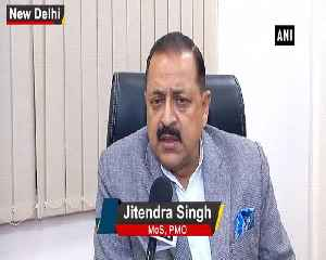 This is dastardly act and done out of desperation Jitendra Singh [Video]