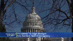 President To Sign Budget Bill, Declare National Emergency [Video]