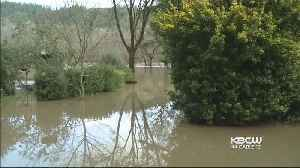 Flooding Russian River Keeps Rising [Video]