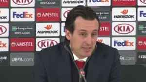 Emery frustrated by Lacazette red [Video]