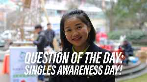 What the world thinks about being single [Video]
