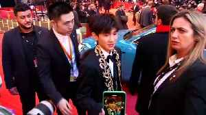 China's most popular boy band member wows fans at Berlinale [Video]