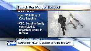 Search for suspect in murder with mob ties stretches from Hamilton to Buffalo [Video]