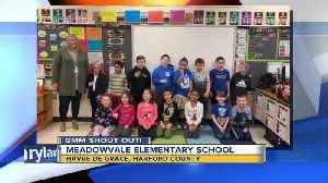 Good morning from Mrs. Johnson's first grade class at Meadowvale Elementary School! [Video]
