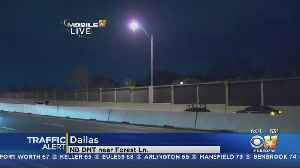 Man Killed In Crash While Helping Disabled Vehicle On Dallas North Tollway [Video]
