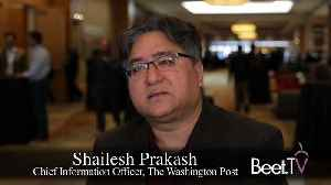 Washington Post Rides Amazon's Elemental To Serve Broadcast: Prakash [Video]