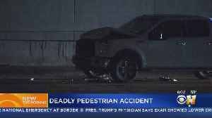 Woman On I-35W Killed After Being Hit By Several Vehicles [Video]