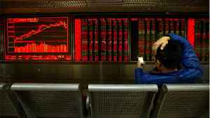 Asian Stocks Down After Bad China News [Video]