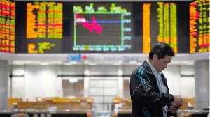 Asian Stocks Down, Wall Street To Follow [Video]
