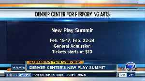 DCPA hosts new play summit [Video]