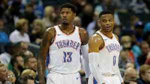 Russell Westbrook and Paul George Make NBA History With Triple-Doubles [Video]
