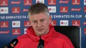 Solskjaer: No panic after PSG loss [Video]