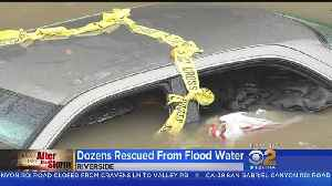 Lake Elsinore Neighborhood Concerned About Next Round Of Rain After Sustaining Major Storm Damage [Video]