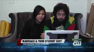 Consumer Reports: Marriage and student debt [Video]