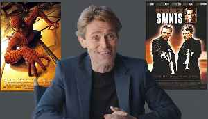 Willem Dafoe Breaks Down His Most Iconic Characters [Video]