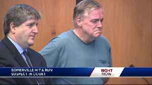 Driver accused in fatal hit-and-run appears in court [Video]