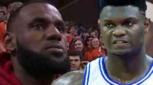 LeBron James' Reason For Watching Zion Williamson REVEALED As He Comes Clean About Trying To Recruit Him! [Video]