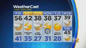 New York Weather: 2/15 Afternoon Forecast [Video]