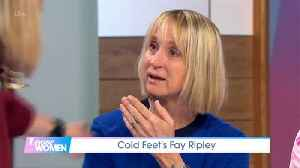Loose Women's Carol McGiffin Left In Tears As Cold Feet Cancer Clip Reminds Her Of Own Diagnosis [Video]