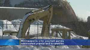 City Council: More Time Needed For 'Upper Harbor Terminal' Project [Video]
