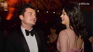 Katy Perry and Orlando Bloom Got Engaged on Valentine's Day [Video]