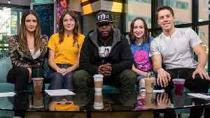 BUILD Brunch: February 15, Talib Kweli Joins The Table [Video]