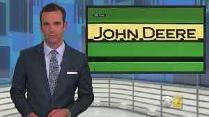 John Deere Posts Weak First Quarter Earnings [Video]