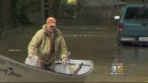 Guerneville Streets Flooded As Russian River Overflows [Video]