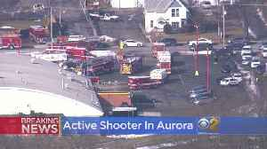 Active Shooter Reported In Aurora [Video]