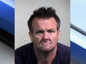PD: Alleged arsonist arrested after fire kills a family dog - ABC15 Crime [Video]