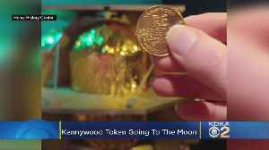 From The Thunderbolt To The Moon: A Piece Of Pittsburgh Is Headed On A Lunar Mission [Video]