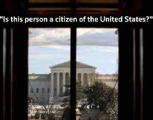Census citizenship case goes to U.S. top court [Video]