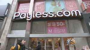 Payless Plans To Close Thousands Of Stores [Video]