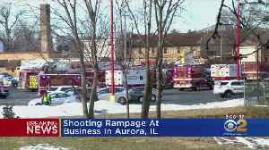 Shooting Rampage At Business In Aurora, Illinoios [Video]