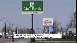 Mayor Brown: State of the City jobs [Video]
