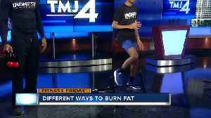 Fitness Friday: Burning fat 101 [Video]