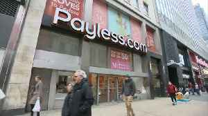 Payless To Close 2,000 Stores [Video]